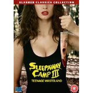 Sleepaway Camp 3 - Teenage Wasteland [DVD]